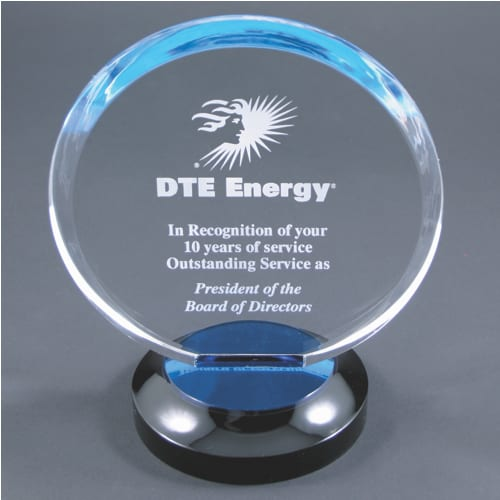 Acrylic Recognition Trophy
