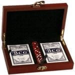 Card & Dice Set Personalized