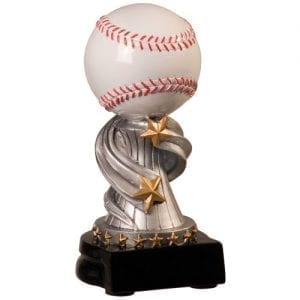 Encore Baseball Trophies