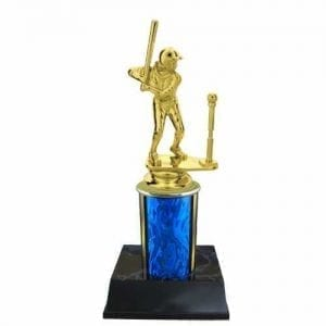 Girls T-Ball Trophies