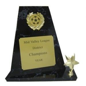 Stand up Trophy Plaque