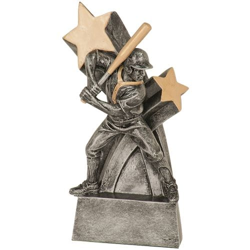 Super Star Baseball Trophies
