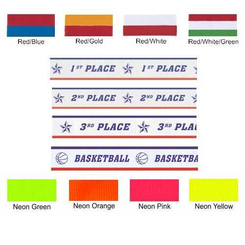 Neck Ribbon Color Choices, Part 2