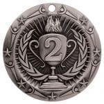 2ND Place Medals – 3 inch
