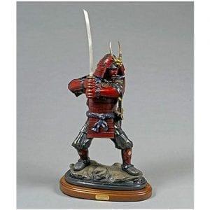 Bronze Sculpture Last Samurai