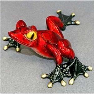Bronze Frog Alysa