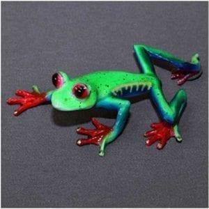 Bronze Frog Angelina