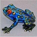 Bronze Frog Tootsie