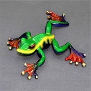 Frog Figurine Crawler