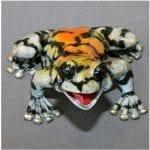 Frog Figurine Jason