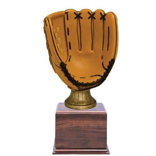 Baseball Glove Holder Trophy
