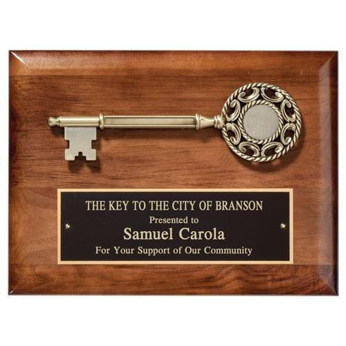 Key to the City Award