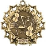 Orchestra Medals Ten Star