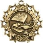 Ten Star Academic Medals