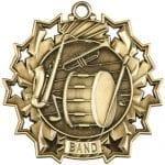 Ten Star Band Medals