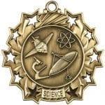 Ten Star Science Medals