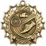 Ten Star Track Medals