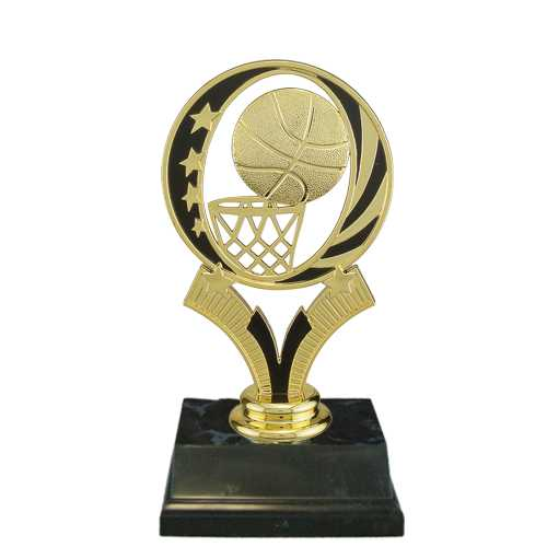 Midnite Star Basketball Trophy