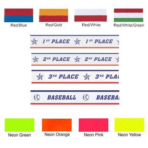 Neck ribbon color choices part 2