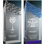 Riptide Acrylic Awards