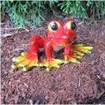 Bronze Frog Figure Dezerae