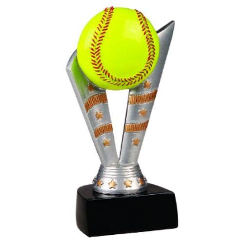 Fanfare Softball Trophies