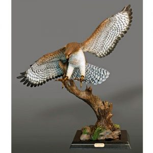 red_tailed_hawk_-in_bronze_1