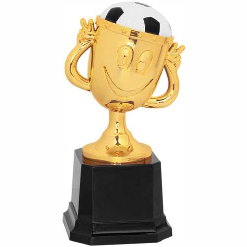 Happy Cup Soccer Trophies
