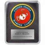 Marine Hero Plaque Award