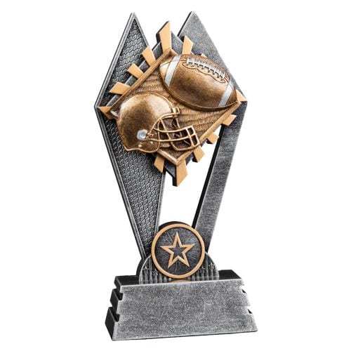 Sun Ray Football Trophies