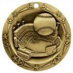 World Class Baseball Medals