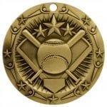 World Class Softball Medallions