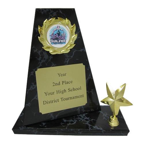 Stand up Trophy Plaque Medium