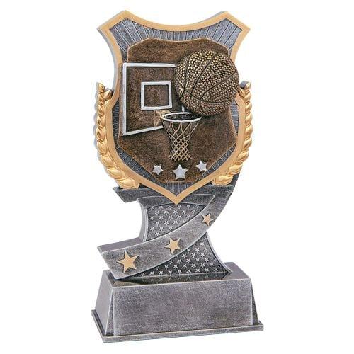 Basketball Shield Award